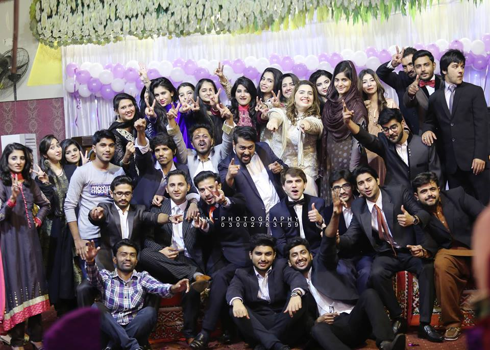 BBA Farewell of 15th & 16th