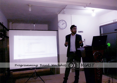 Programming Based Workshop